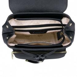 Długi damski portfel z jesiennej kolekcji Czarny