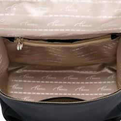 NUCELLE Modna damska torebka do ręki Czarna