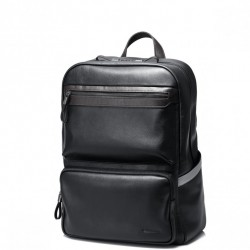 SAMMONS Solidny duży plecak męski czarny