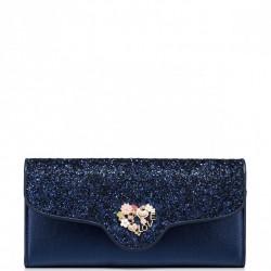 JUST STAR Długi dziewczęcy portfel