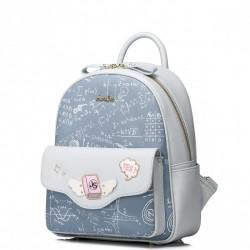 Plecak szkolny Niebieski