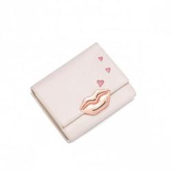 Nucelle Słodki pocałunek Portfel różowy