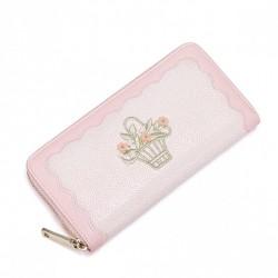 NUCELLE Powabny portfel różowy