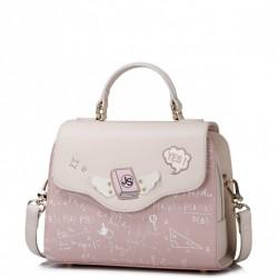 Uroczy dziewczęcy kuferek Różowy