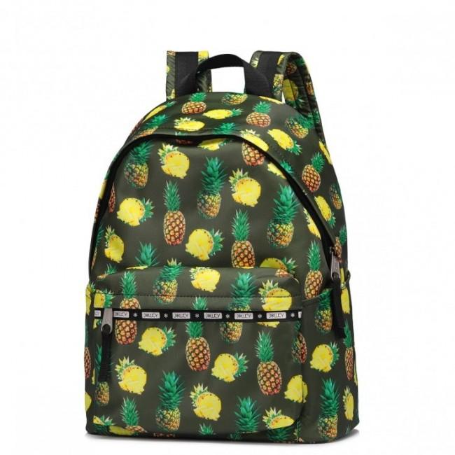 JOLUCY Plecak ananas mix kolorów
