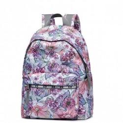 JOLUCY Wygodny kwiatowy plecak