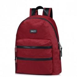 JOLUCY Podróżny plecak czerwony