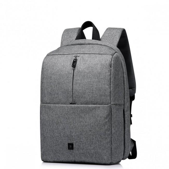 SAMMONS Jednokomorowy funkcjonalny plecak Szary