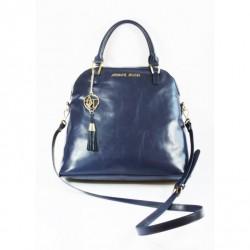 Luksusowa granatowa torba Armani Jeans