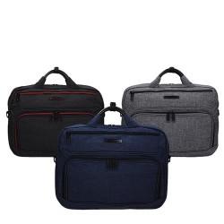 Stylowa torba na laptopa 15,6& 039  Snowball z paskiem 65315