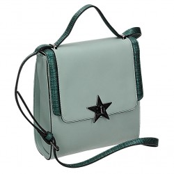 Torebka MONNARI zielona BAG 4320