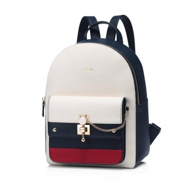 Stylowy plecak z kieszenią