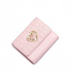 Mały portfel z sercem