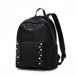 Nowy, duży plecak damski czarny