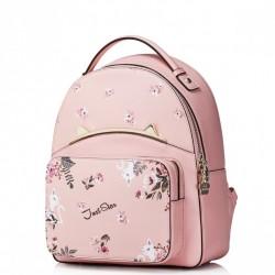 JUST STAR Plecak dziewczęcy Różowy