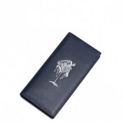 Wielofunkcyjny męski portfel Niebieski